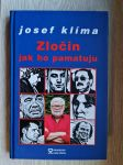 Zločin jak ho pamatuju - Josef Klíma