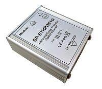SP-ETHPOE1G Přepěťová ochrana Gigabit Ethernet (10/100/1000) v kovovém boxu ELIATEL