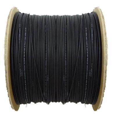ADEX DROP FTTx 4 optická vlákna singlemode 9/125, G.657A BLACK LSOH 1000M