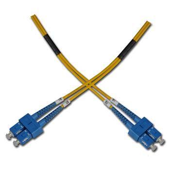 ADEX SC-SC Optický patch cord 09/125 2m duplex