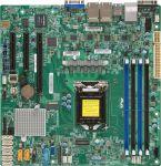 X11SSH-LN4F iC236,S1151,PCI-E8v16,-E8,-E4v8,4GbE,4DDR4, 8sATA,M.2,IPMI,mATX,bulk~